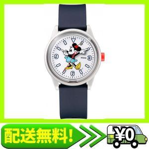 [シチズン Q&Q] 腕時計 アナログ スマイルソーラー ディズニー ミニーマウス 防水 ウレタンベルト RP26-80・・・ aito-create