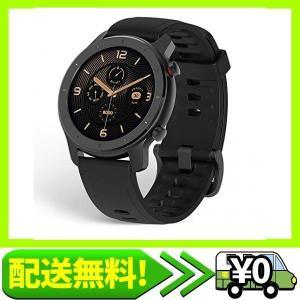 Amazfit GTR スマートウォッチ 腕時計 歩数計 着信通知 12日間の連続使用 高精細 AMOLEDディスプレイ・・・ aito-create
