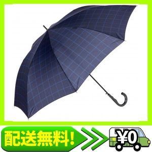 [ムーンバット] MIZUNO ミズノ 耐風ジャンプ長傘 チェック柄 大きいサイズ70cm 風に強い 丈夫 メンズ ディー・・・ aito-create