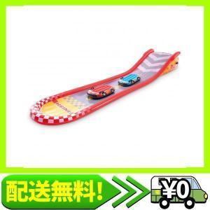 INTEX(インテックス) スライダー 水遊び [レーシングファンスライド 57167] 【日本正規品】|aito-create