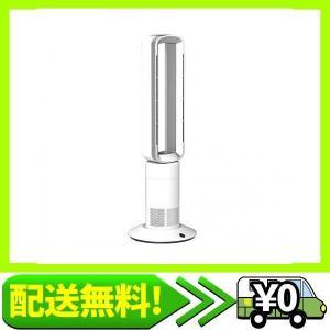 TOAMIT 東亜産保証付 空気清浄機 UVクリアエージ フィルター交換不要 リモコン操作 首振り 温風/冷風1台2役 ・・・|aito-create