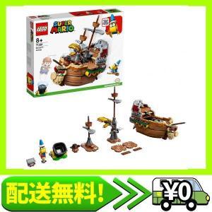 レゴ(LEGO) スーパーマリオ のりこめ! クッパのひこうせんかん チャレンジ 71391|aito-create