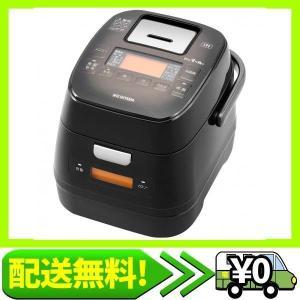 アイリスオーヤマ 分離式量り炊きIHジャー炊飯器3合 RC-IM30-B ブラック|aito-create
