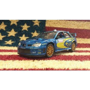 2007 スバル インプレッサ WRC Subaru Impreza WRC  オフィシャルライセン...