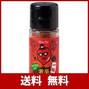 Hachi ハチ食品 激辛スパイス 一味 ハバネロ入り 13g瓶|aiz