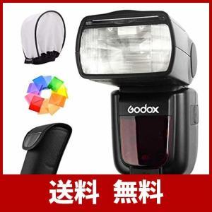 【技適マーク&日本語説明書】Godox TT600 スピードライトフラッシュストロボ 2.4Gワイヤレス伝送 Canon, Nikon, Pentax|aiz