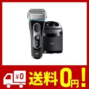 【除菌洗浄器付き】 ブラウン シリーズ5 メンズ電気シェーバー? 5197cc 4カットシステム 洗...