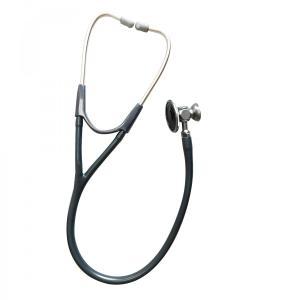 ウェルチアレン聴診器ハーベーDLXダブルヘッド5079-327ネイビー循環器聴診サポート aizen-shop