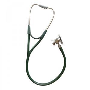 ウェルチアレン聴診器ハーベーDLXダブルヘッド5079-328フォレストグリーン循環器聴診サポート aizen-shop