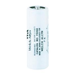 ウェルチアレン 充電電池(71670用/黒ラベル)3.5Vニッカド充電式ハンドルユニバーサルデスクチャージャー専用モデル用 72200|aizen-shop