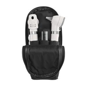 ウェルチアレン 耳鏡眼底鏡セット ポケットLED検眼・耳鏡セット 92871-WHT ホワイト(ソフトケース付)|aizen-shop