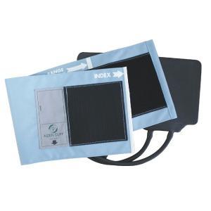 血圧計用部品・パーツ タイコス型ナイロンカフ・ゴム袋セット スカイブルー|aizen-shop