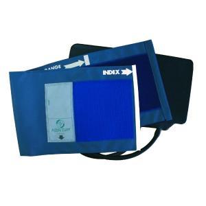 血圧計用部品・パーツ タイコス型ナイロンカフ・ゴム袋セット ロイヤルブルー|aizen-shop