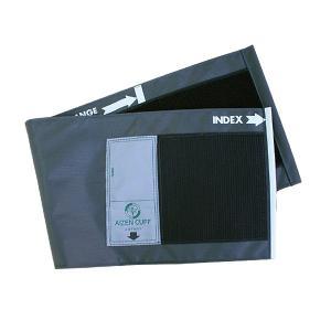 血圧計用部品・パーツ タイコス型ナイロン製カフのみ グレー|aizen-shop