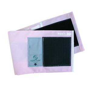 血圧計用部品・パーツ タイコス型ナイロン製カフのみ ピンク|aizen-shop