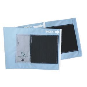 血圧計用部品・パーツ タイコス型ナイロン製カフのみ スカイブルー|aizen-shop