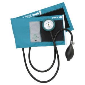 アネロイド血圧計-AIZENギヤフリー_ナイロン製タイコス型カフGF700-03ティール|aizen-shop