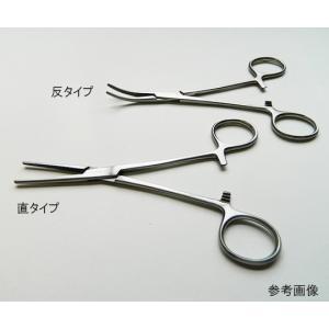 ペアン止血鉗子SM-22212反(曲)145mmステンレス|aizen-shop