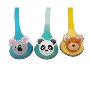 アニマル小児用聴診器の交換用パーツ  押さえ方の強弱で、高周波音・低周波音の切り替えがスムーズにでき...