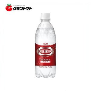 【1ケース】アサヒ ウィルキンソンタンサン (500ml×24本)(炭酸水)【同梱不可】【送料無料】|aizu-crops