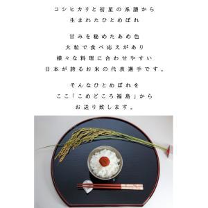 ひとめぼれ 米 10kg(5kg×2) お米 白米 平成30年 福島県産 送料無料 あすつく|aizu-crops|03