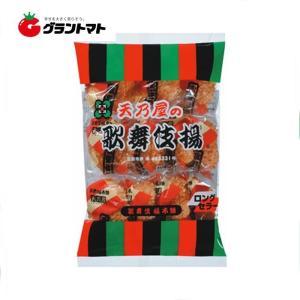 【1ケース】天乃屋 天乃屋歌舞伎揚 (11枚×12個いり)【同梱不可】【送料無料】|aizu-crops