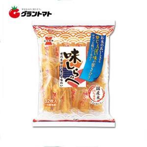 【1ケース】岩塚製菓 味しらべ (32枚×12個いり)【同梱不可】【送料無料】|aizu-crops