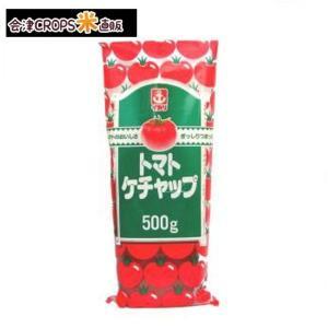【1ケース】 トマトケチャップ (500g×20個入り) イカリ 【同梱不可】【送料無料】|aizu-crops