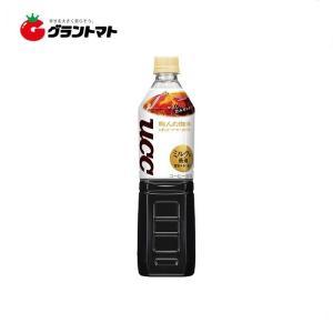 【1ケース】UCC 職人の珈琲 ミルクに最適 PET(930ml×12本)【同梱不可】【送料無料】|aizu-crops