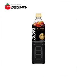 【1ケース】UCC 職人の珈琲 無糖 PET(930ml×12本)【同梱不可】【送料無料】 aizu-crops