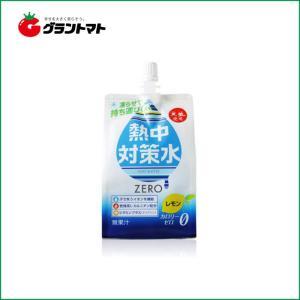 【1ケース】熱中対策水レモン味 ソフトパウチ (300g×30個)赤穂化成【同梱不可】【送料無料】|aizu-crops