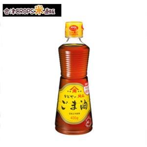 【1ケース】 ごま油 (400g×12個入り) かどや 【同梱不可】【送料無料】|aizu-crops