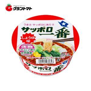 【1ケース】サッポロ一番 しょうゆ味どんぶり(76g×12個入り)サンヨー食品【同梱不可】【送料無料】|aizu-crops