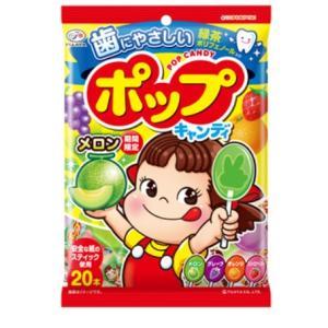 【1ケース】ポップキャンディ袋 (21本×48個) 不二家【同梱不可】【送料無料】|aizu-crops