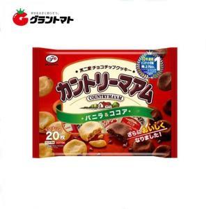 【1ケース】カントリーマアム バニラ&ココア (20枚入×16個入り) 不二家 【同梱不可】【送料無料】|aizu-crops