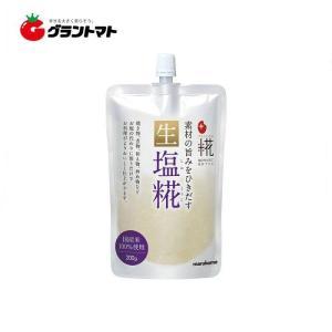 【1ケース】マルコメ 生塩糀 (200g×8個入)【同梱不可】|aizu-crops