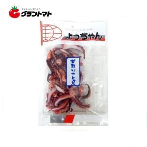 【1ケース】よっちゃん 甘酢ソフト足  (110g×10個入り) 【同梱不可】|aizu-crops