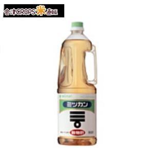 【1ケース】 穀物酢 プラボトル (1800ml×6本入り)【同梱不可】 ミツカン 【送料無料】|aizu-crops