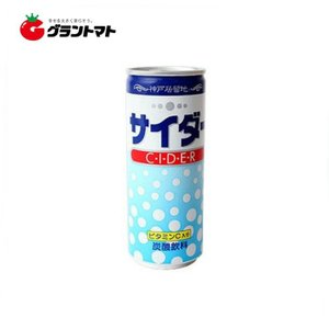 【1ケース】神戸居留地 サイダー (250ml×30缶入り)【同梱不可】【送料無料】|aizu-crops