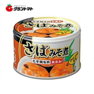 【1ケース】富永 さばのみそ煮 (150g×24個入り)【同梱不可】【送料無料】|aizu-crops