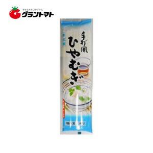 手打風ひやむぎ 200g×20袋 スナオシ【同梱不可】【送料無料】|aizu-crops