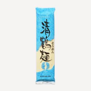 会津製麺 清鶴麺 そうめん(250g) aizuseimen
