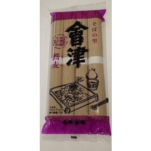 会津製麺 會津蕎麦(90g×4)|aizuseimen