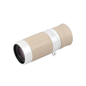 ケンコー 単眼鏡/ギャラリーEYE 6×16 ギャラリースコープ/6倍 アイボリー 071140(取) ajewelry