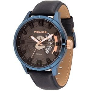 POLICE(ポリス) ウォッチ/MALLET(マレット) ブルー 14678JSBL-61(取寄せ/代引不可)|ajewelry