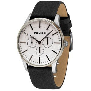 POLICE(ポリス) ウォッチ/COURTESY(コーテシー) ※替えベルト付属 14701JS-01-SET(取寄せ/代引不可)|ajewelry