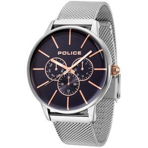 POLICE(ポリス) ウォッチ/SWIFT(スウィフト) ダークブルー 14999JS-03MM(取寄せ/代引不可)|ajewelry