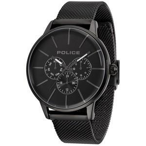 POLICE(ポリス) ウォッチ/SWIFT(スウィフト) ブラック 14999JSB-02MM(取寄せ/代引不可)|ajewelry