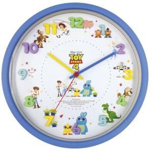 プラスト アイコンウォールクロック 掛時計/ディズニー ピクサー トイストーリー 2926-140(取)|ajewelry