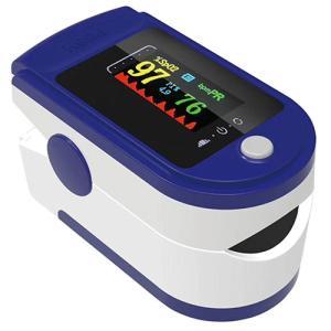 家庭用酸素飽和度メーター ウェルネス機器/はかるくん 血中酸素飽和度測定 脈拍測定 乾電池式/4580614747141(取)タスク ajewelry